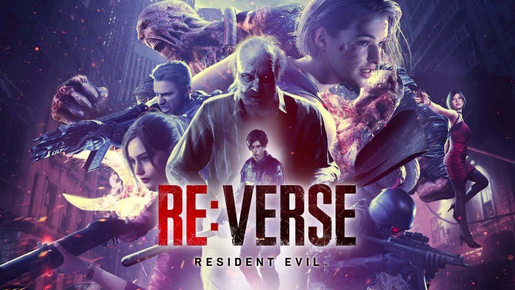 resident evil re verse 5