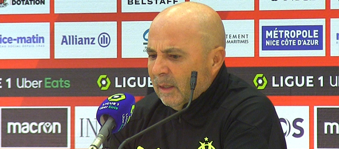 """Sampaoli: """"An anarchy of the game"""" - Interview"""