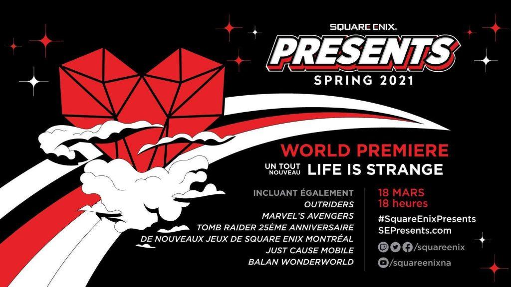 square enix present 5
