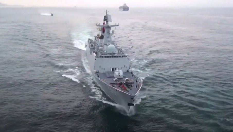 """THEY CAN'T HIDE FROM HIM: Chinese show a ship that sees """"stealth"""" planes (VIDEO)"""