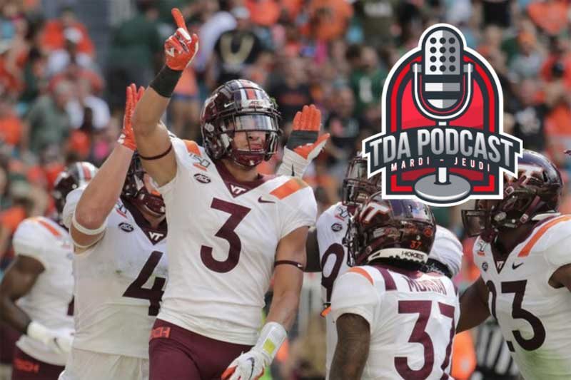 [podcast] Draft 2021: one last hybrid stronghold!  |  Touchdown Actu (NFL Actu)