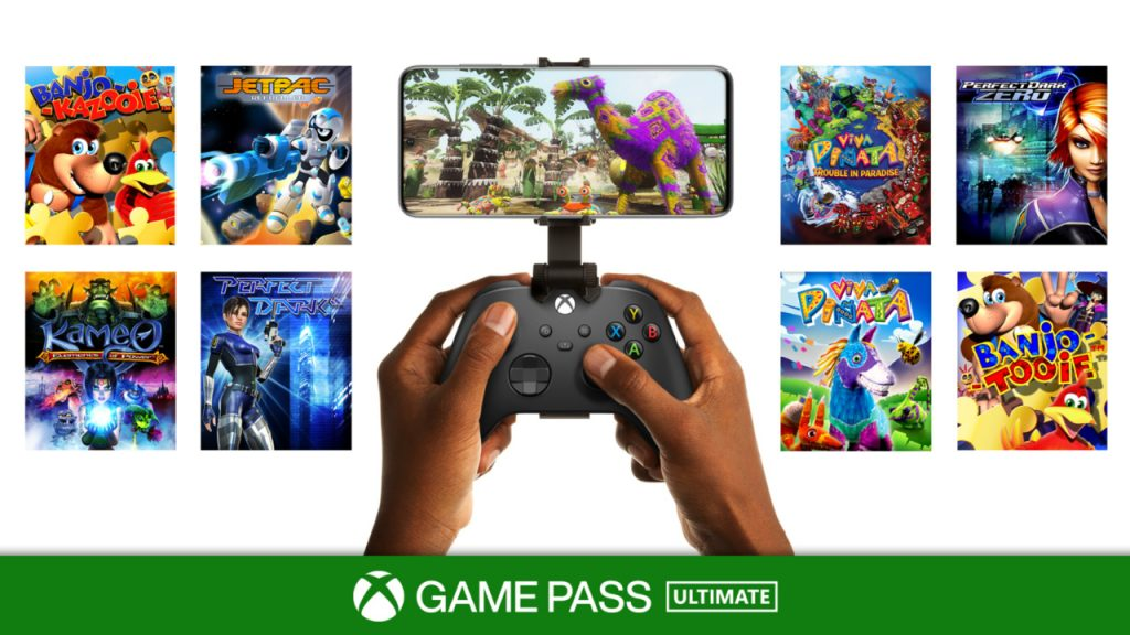 Xbox Game Pass: There are 16 Xbox and Xbox 360 classics to play in the cloud