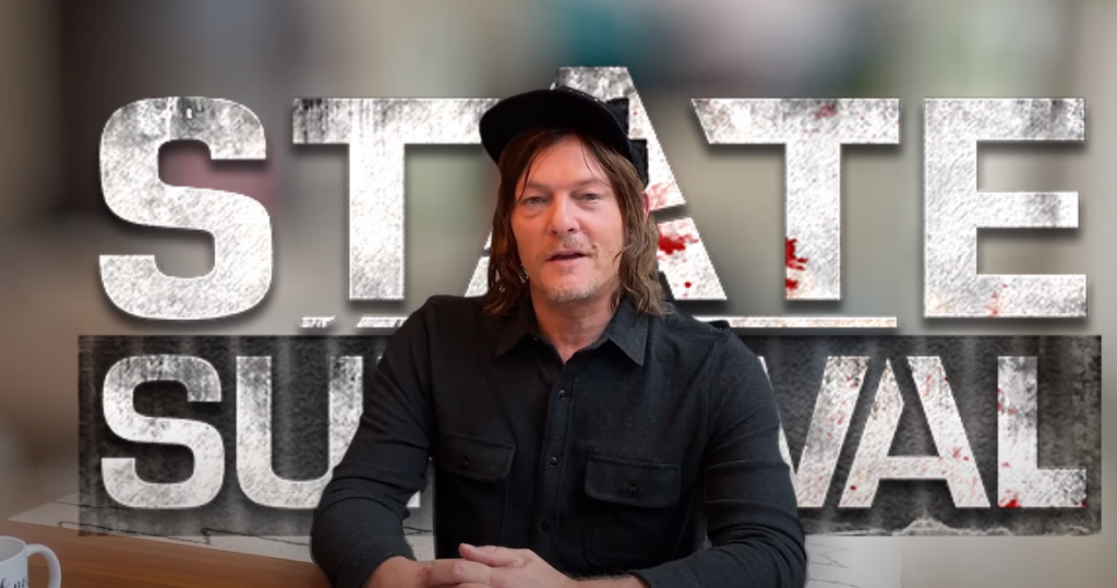 The Walking Dead's Daryl Dixon joins State of Survival's roster on mobile devices