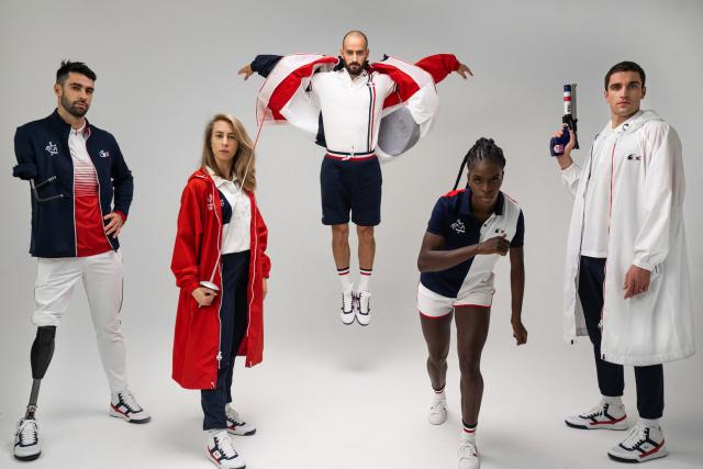Lacoste presents its collection for the Tokyo Olympic and Paralympic Games