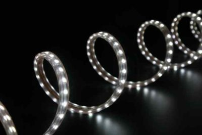 place the led strips at home