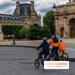 Visual Paris by bike