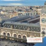 Visual Paris, view Courtyard Paris Gare de Lyon