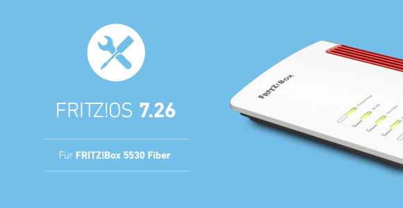 AVM launches FRITZ!  OS 7.26 for FRITZ!  Box 5530 Fiber with bug fixes - it-blogger.net