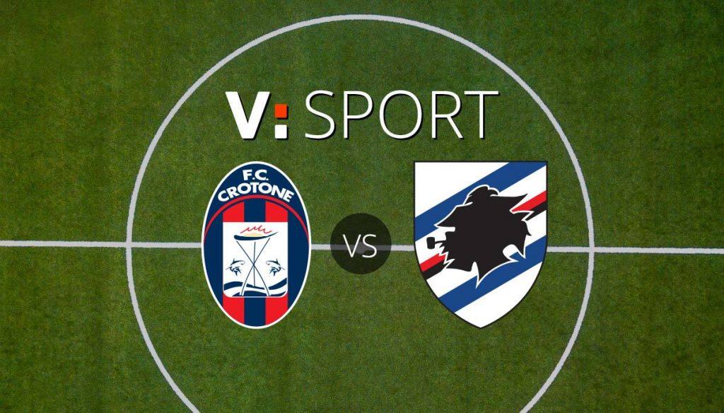 Crotone-Sampdoria: dove vederla in tv o streaming su Sky o Dazn