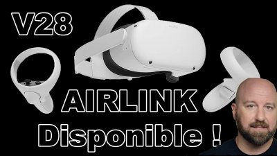 Oculus Quest 2 - AIR LINK feature officially available now or soon!