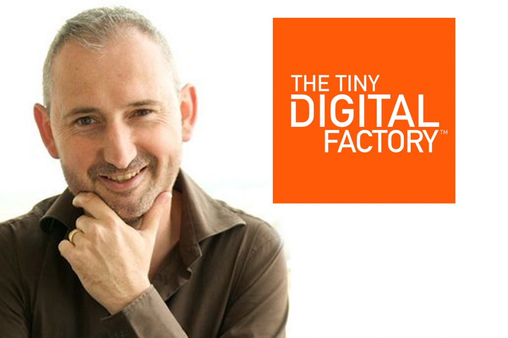Interview Stephane Beaudet Lyon Tiny Digital Factory