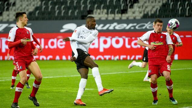 2-1 win against SC Freiburg: Gladbach turns the game around thanks to Thuram - Sport