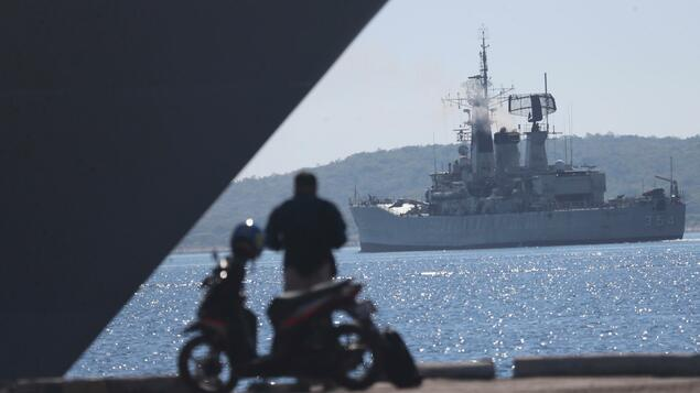 53 sailors on board dead: Indonesian submarine found off the coast of Bali - panorama - society
