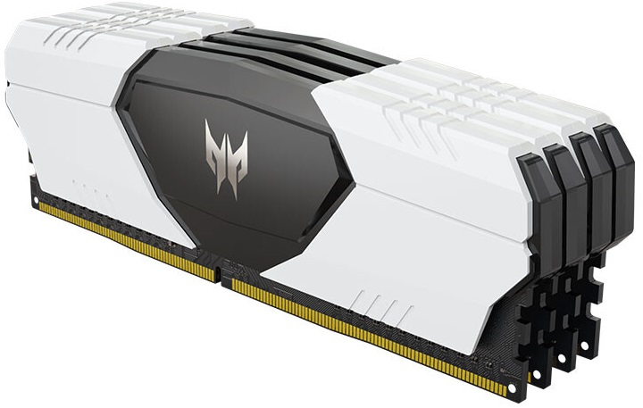 Acer is working on NVMe drives and DDR4 memory modules from the Predator family