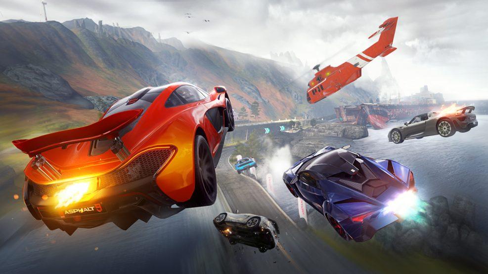 Asphalt: 1 billion downloads per lifetime for the franchise