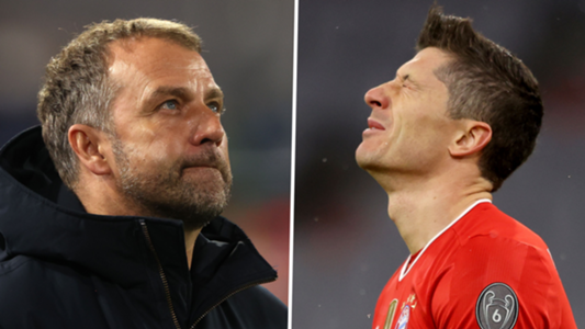 Bayern-PSG - How to play without Robert Lewandowski?