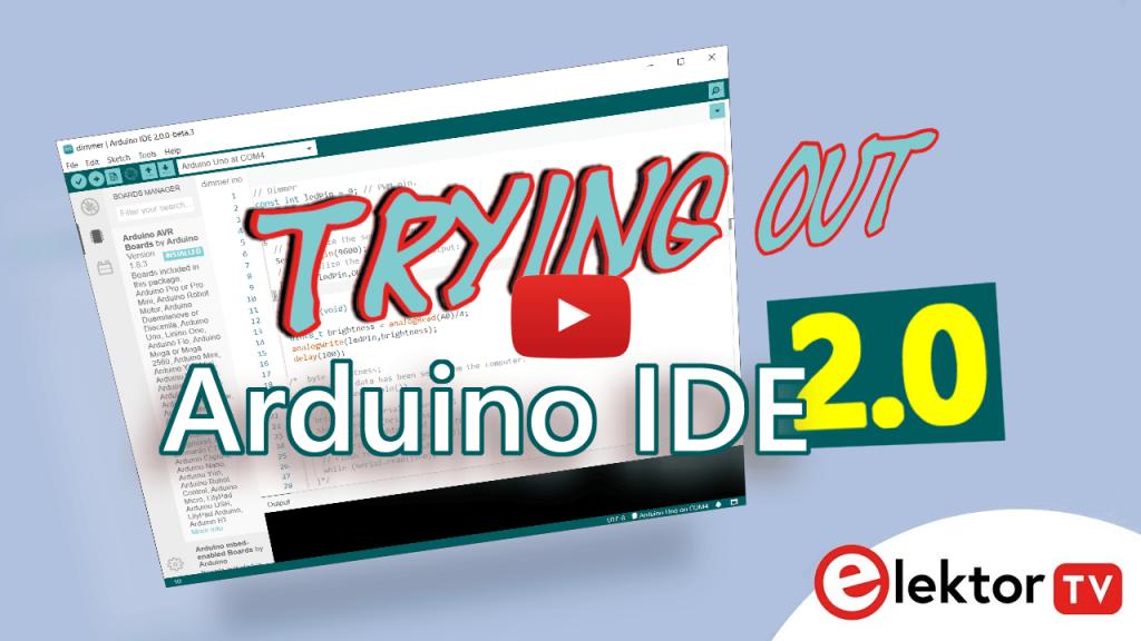 Try Arduino IDE 2.0 beta.3