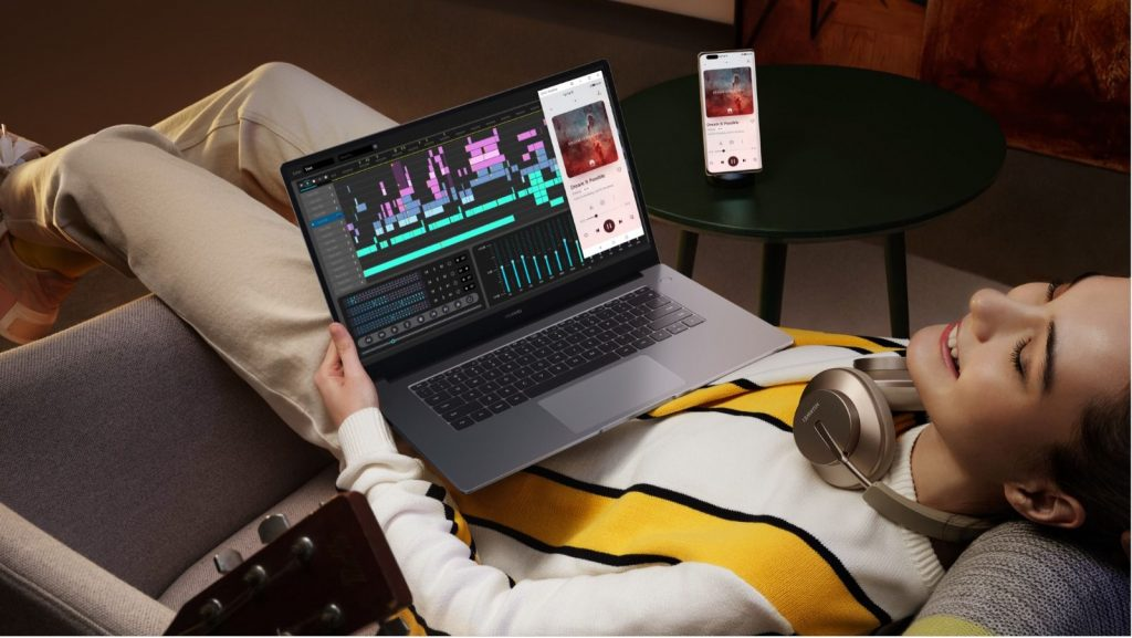 """""""Crazy Easter"""": Huawei's campaign dedicated to MateBook D Series laptops"""
