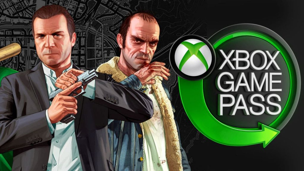 New Xbox Game Pass: GTA 5 and 3 Other games Download now |  Xbox one