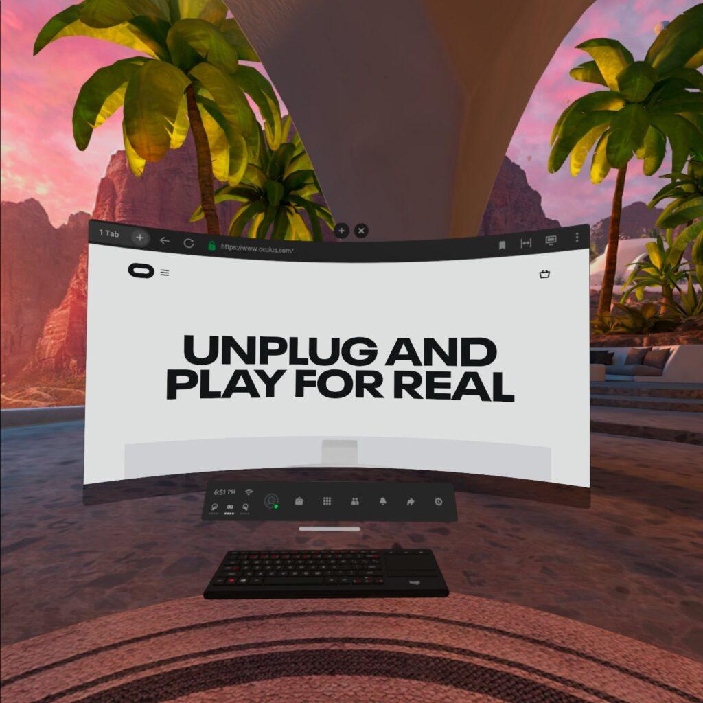 OCULUS: update v28 coming soon