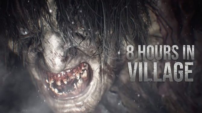 Resident Evil Village demo for all dates, priority for PS4-PS5