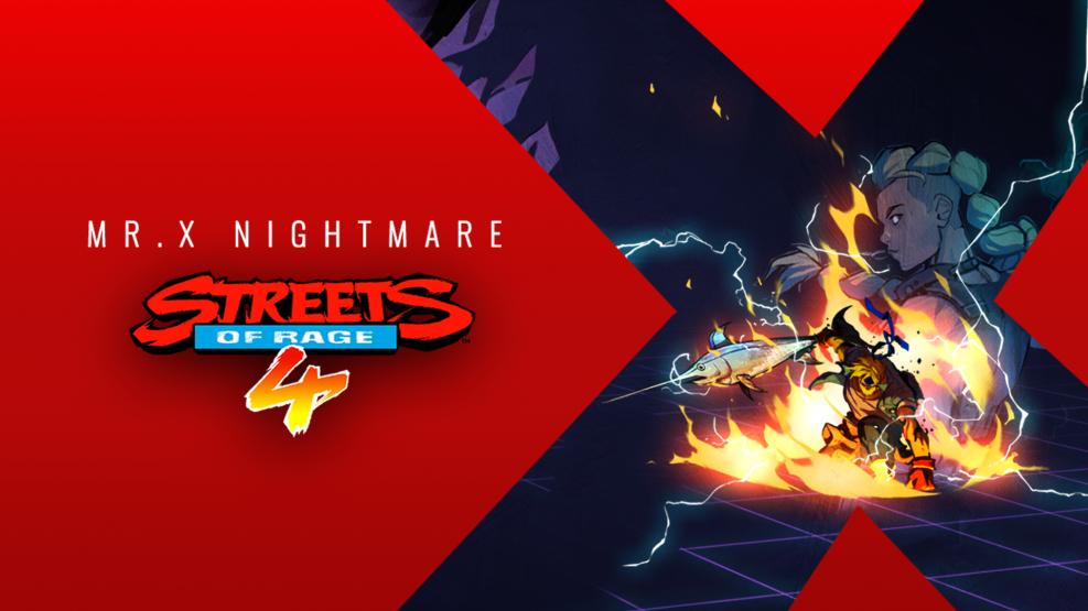 Streets of Rage 4 exceeds 2.5 million downloads