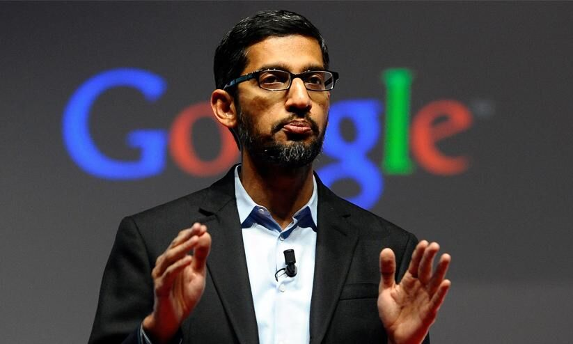 Sunder Pitchey's tweet announcing Kovid's help asks to reset 'Gmail password';  Ridicule    In Sundar Pichais COVID-19 relief tweet, man asks Google CEO for help in resetting Gmail password
