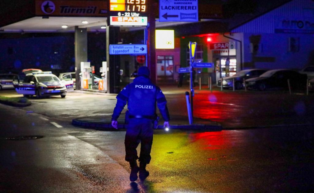 Shooting in case of break-in: Large-scale police operation in Sipbachzell at night