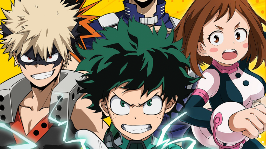 The Strongest Hero will be released in the spring of this year.