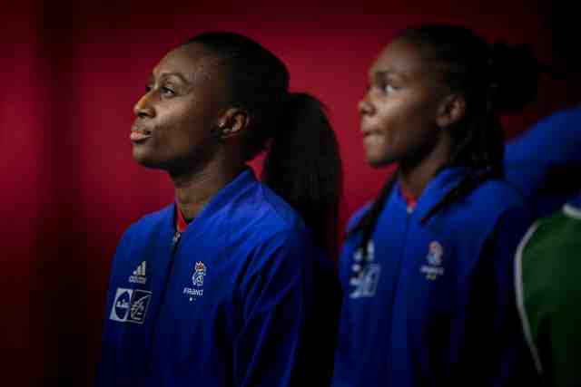 The captain of the Bleues, Siraba Dembélé, suffers a ruptured Achilles tendon and will miss the Games