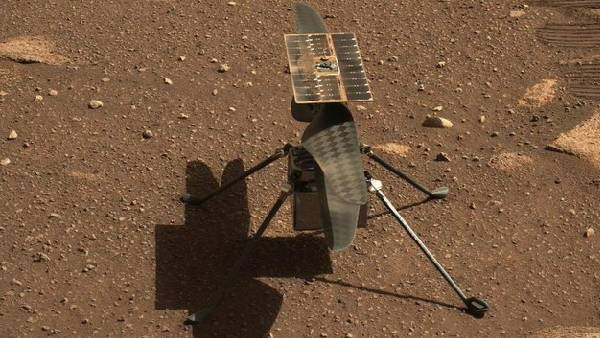 The first helicopter to fly over Mars today: NASA will make history    NASA targets historic helicopter flight on Mars