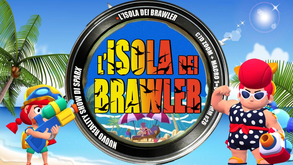 The island of the brawlers is the Reality Show on the world of Brawl Stars