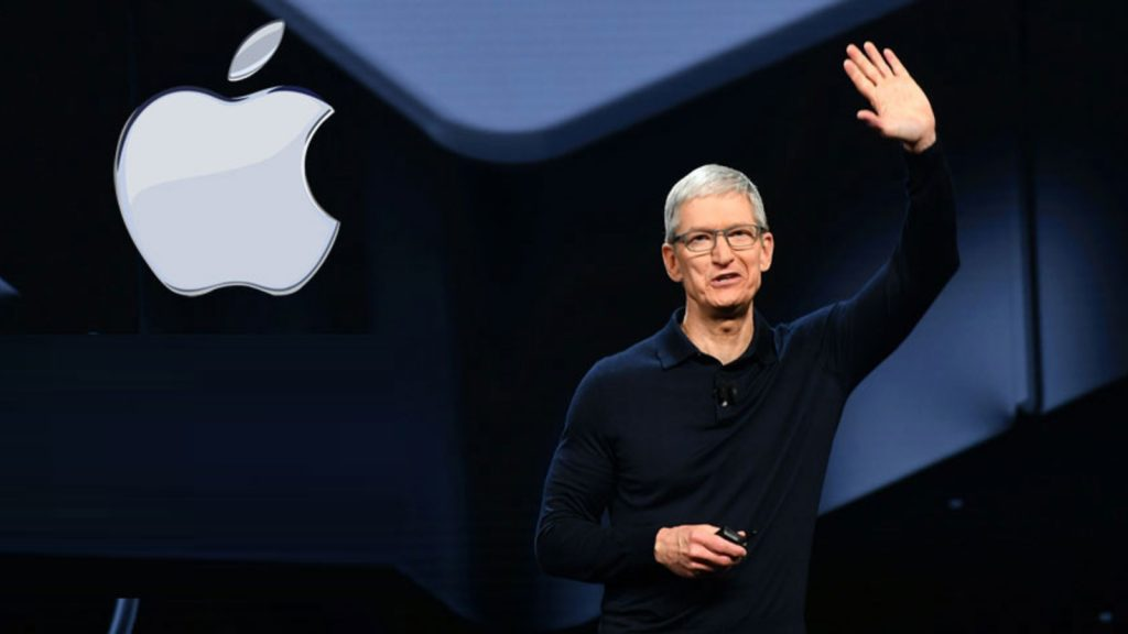 Tim Cook announces his retirement as Apple boss