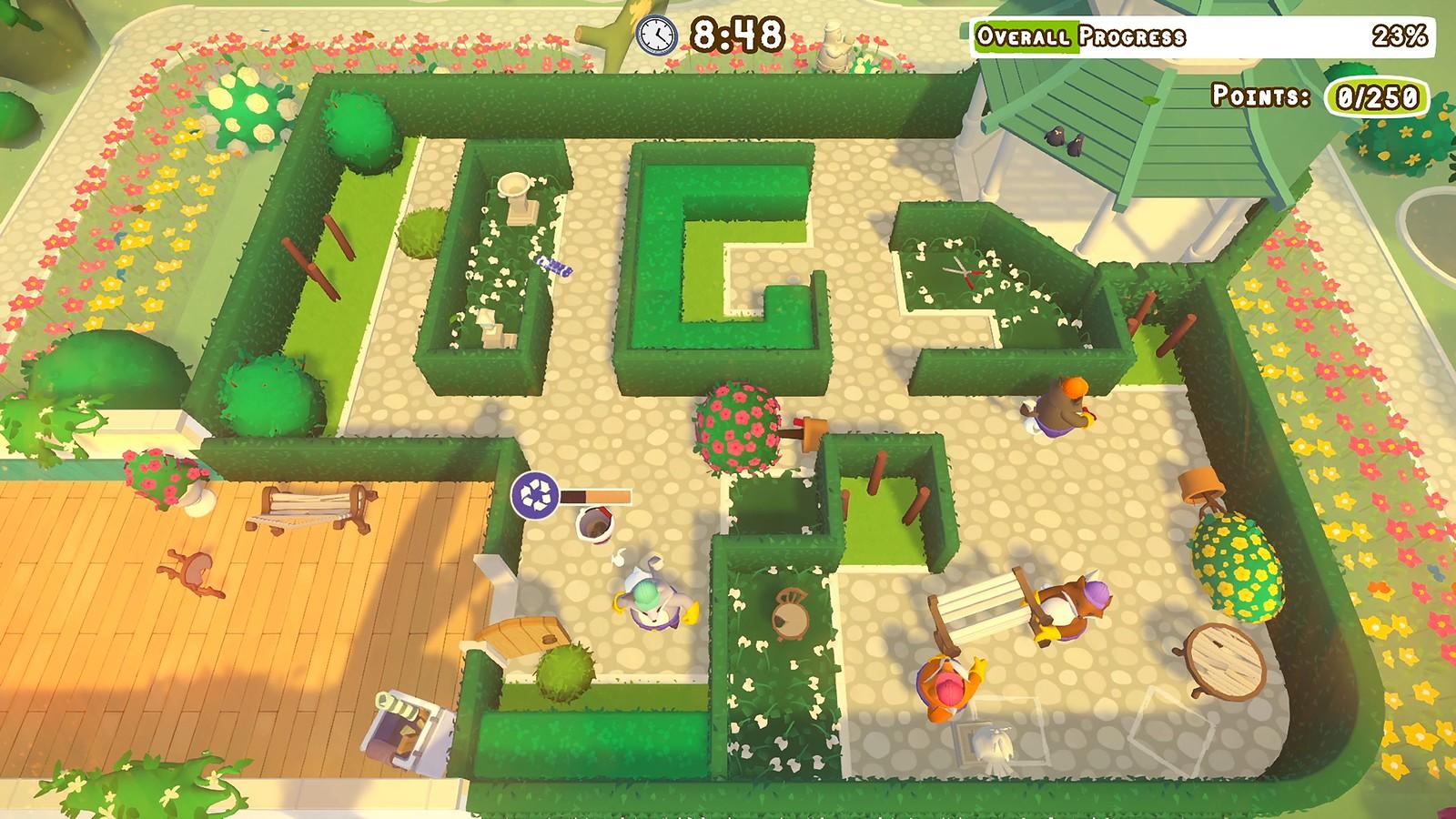 Tools up!  Announces Garden Party, a trio of DLC episodes - PlayStation.Blog