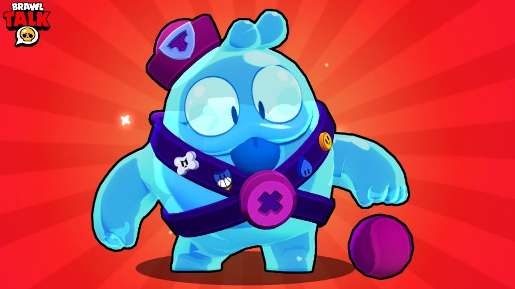 When does Squeak come out on Brawl Stars?