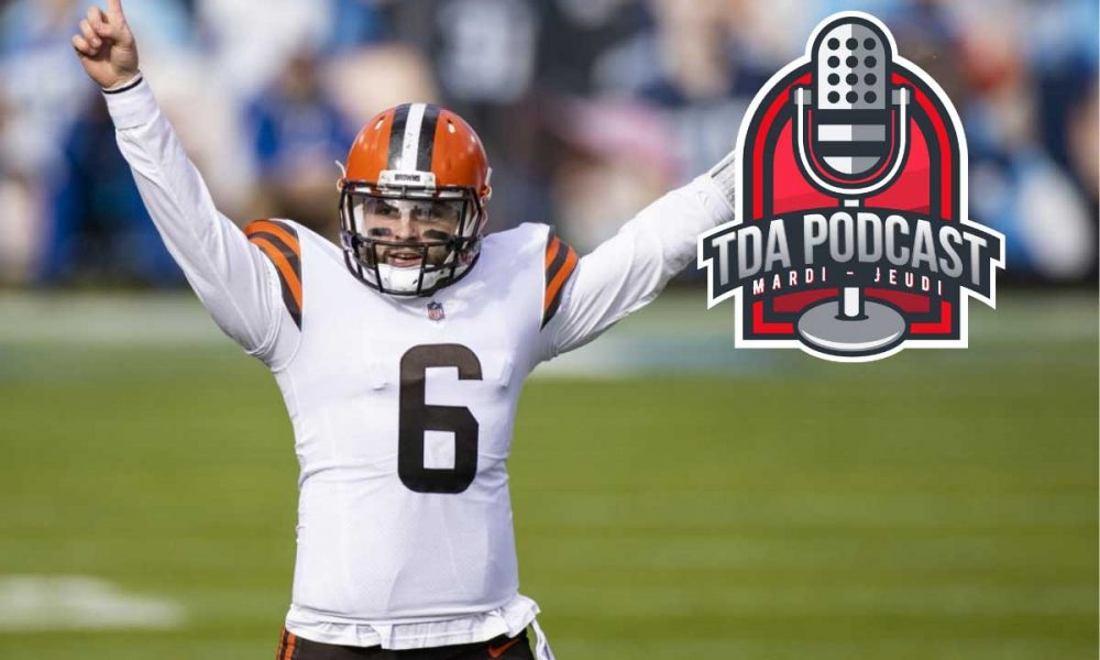 [podcast] AFC free agency: Cleveland for confirmation?  |  Touchdown Actu (NFL Actu)