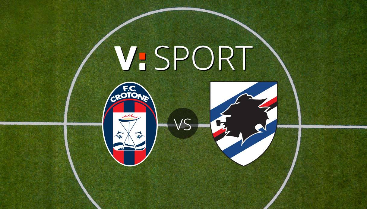 Crotone-Sampdoria: where to watch it on TV or streaming on Sky or Dazn