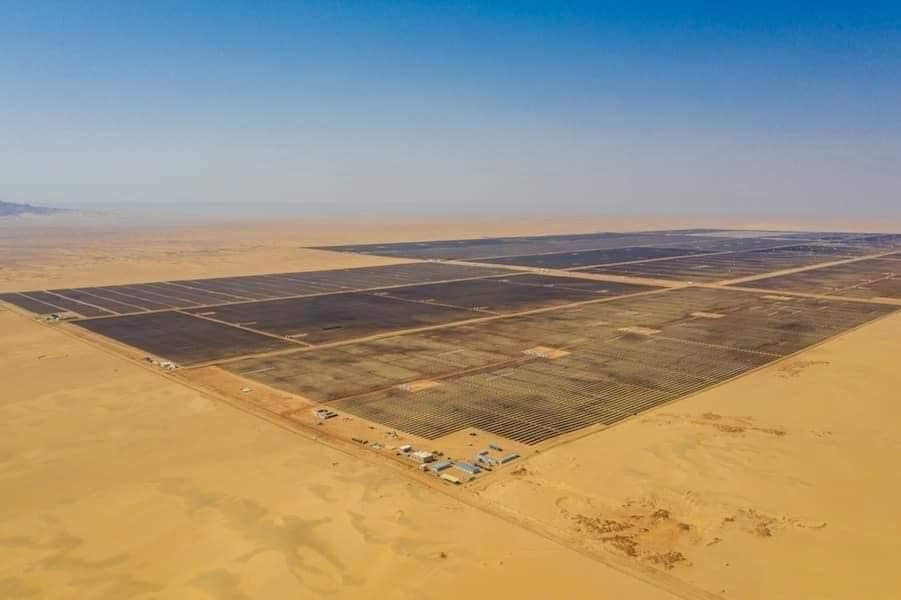Benban Solar Project in Aswan (2)