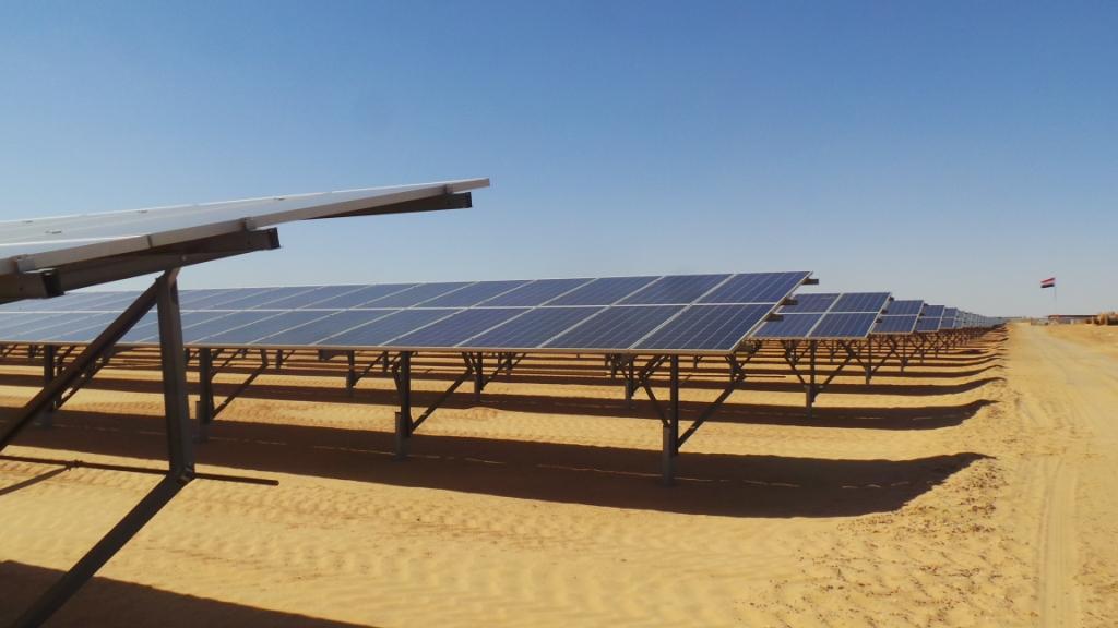 Benban Solar Project in Aswan (5)