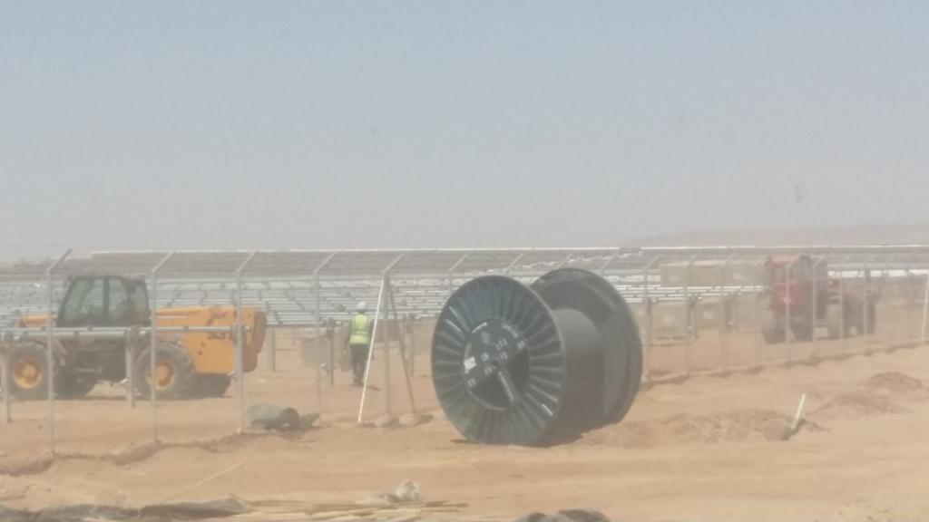 Benban Solar Project in Aswan (3)