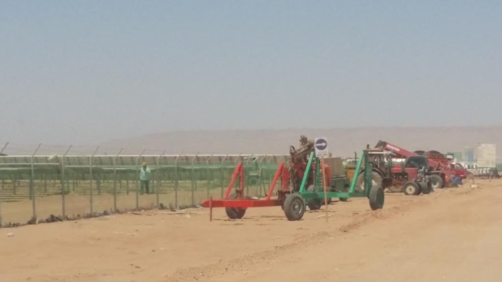 Benban Solar Project in Aswan (4)