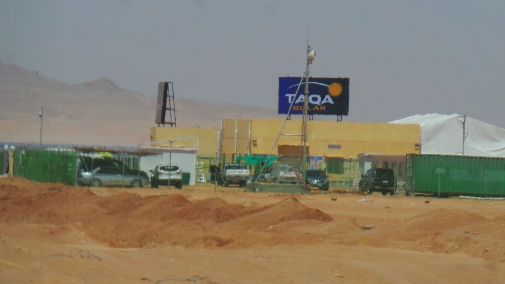 Benban Solar Project in Aswan (9)