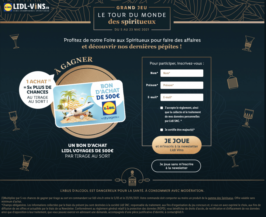 lidl-wines-fair-spirits-game-contest-travel