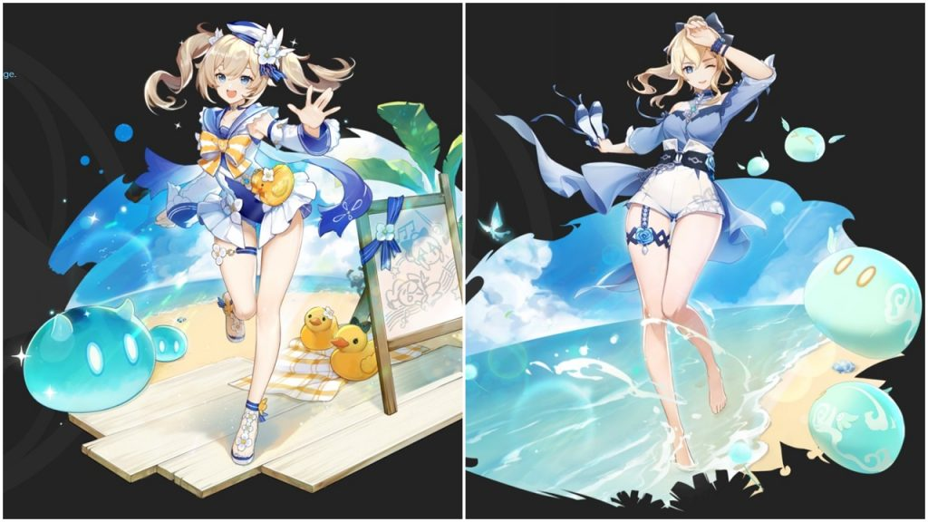 Genshin Impact will bring summer skin, how does it look?