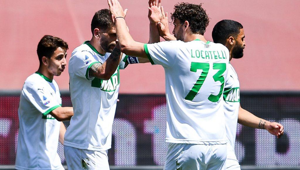 Genoa-Sassuolo 1-2, the neroverdi do not give up the dream of Europe