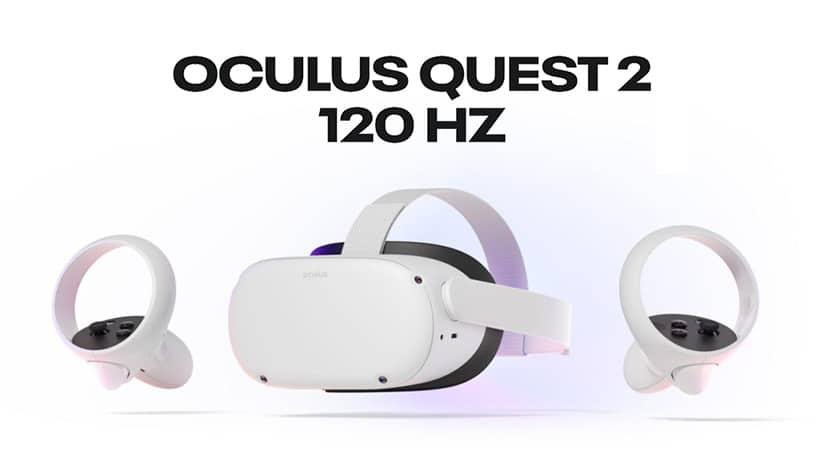 Oculus Quest 2 : Liste des jeux et applications compatibles 120 Hz