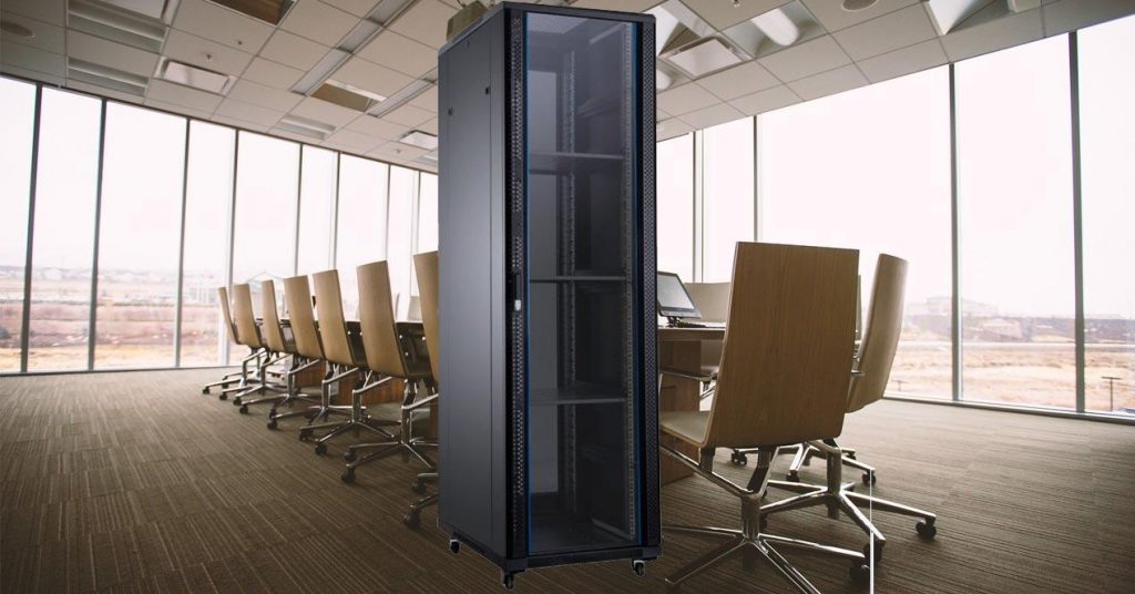 What rack closet to buy for office or company and store equipment