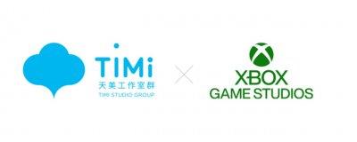 "Xbox Game Studios: a partnership with TiMi Studio (Pokémon UNITE, Call of Duty: Mobile) to create ""new experiences"""