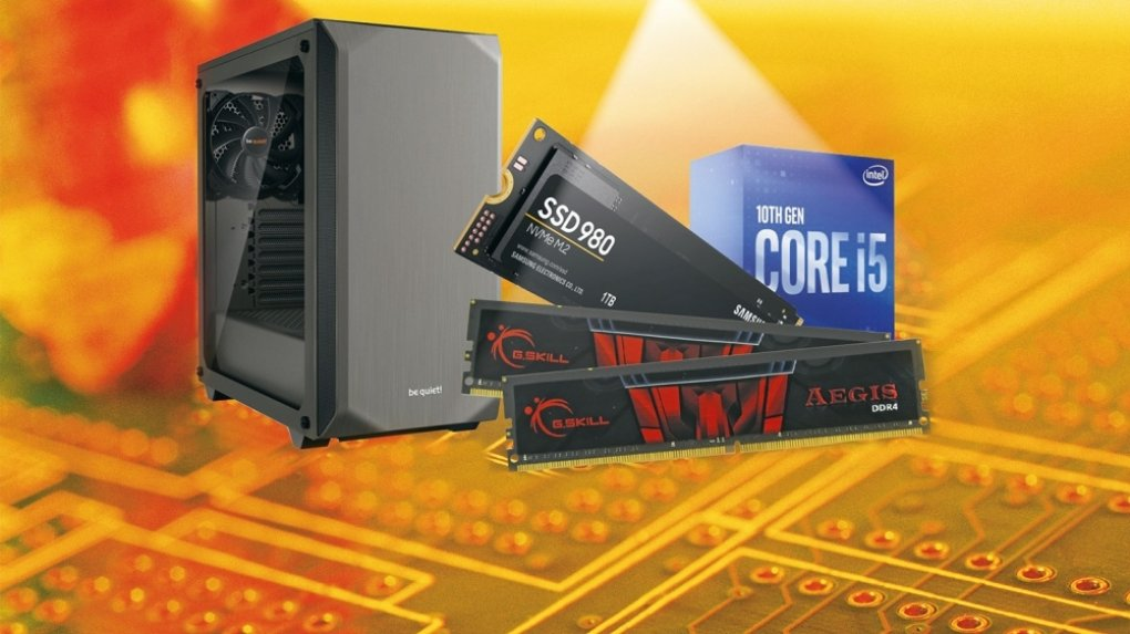 [PLUS]    Build Proposal: The Entry-Level Gaming PC