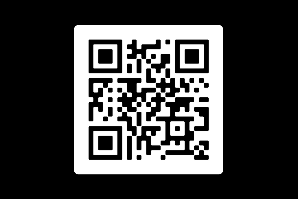 The QR code with the help of which you can access the individual maps of the regions.